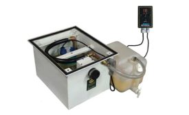 Timer-controlled grease removal pump and interceptor from Josam