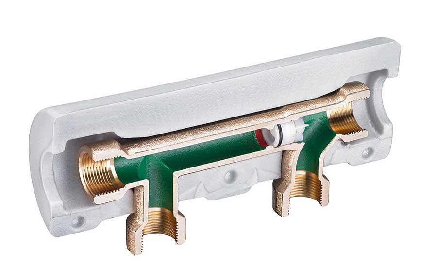 Kemper Water Control Systems flow splitter valve