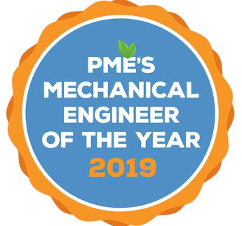pme's 2019 Mechanical Engineer of the Year
