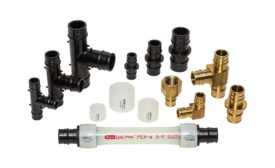 HeatLink's F1960 PEX-a potable water expansion system