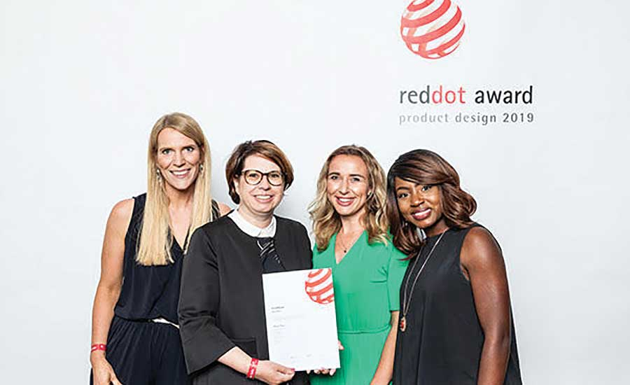 PHYN WINS RED DOT AWARD