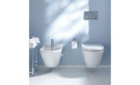Duravit Starck 3 Bidet + Toilet
