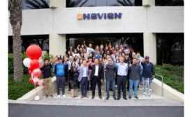 Navien employees recently celebrated the company's 40th year in business.