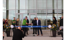 grand opening of its new 87,000-sq.-ft. headquarters in Mount Pleasant