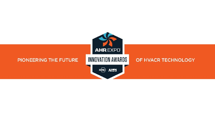 The winners of the 2019 AHR Expo Innovation Awards competition have been announced