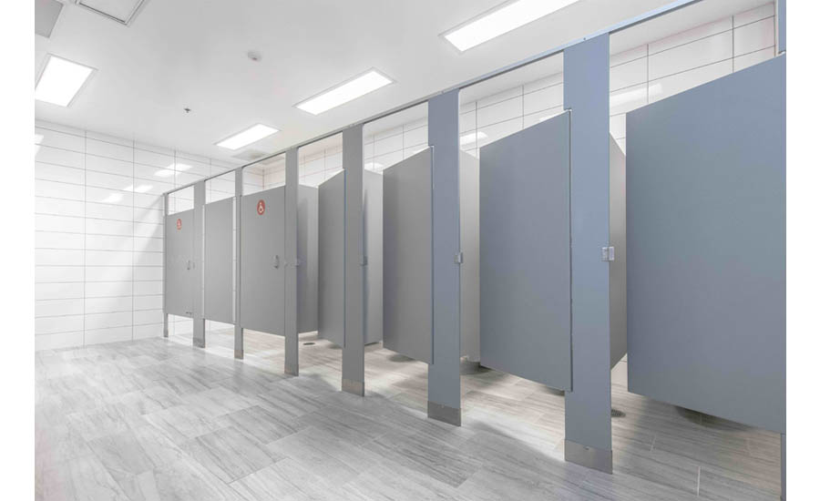Despite visiting restrooms regularly, Americans report an increasingly high degree of aggravation with them.