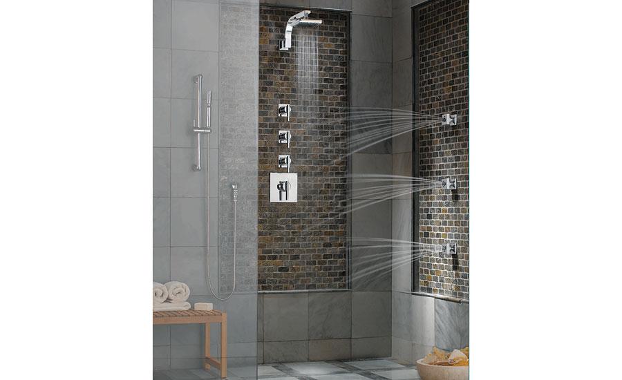 Gentil Danze Showers