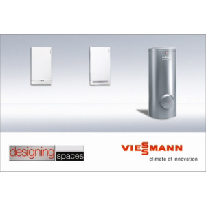 viessmann and designing spaces